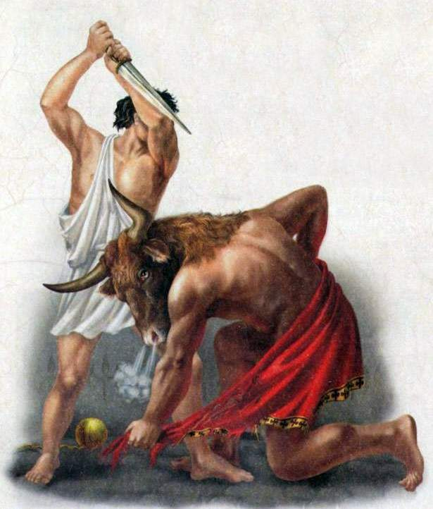 the life of the hero theseus