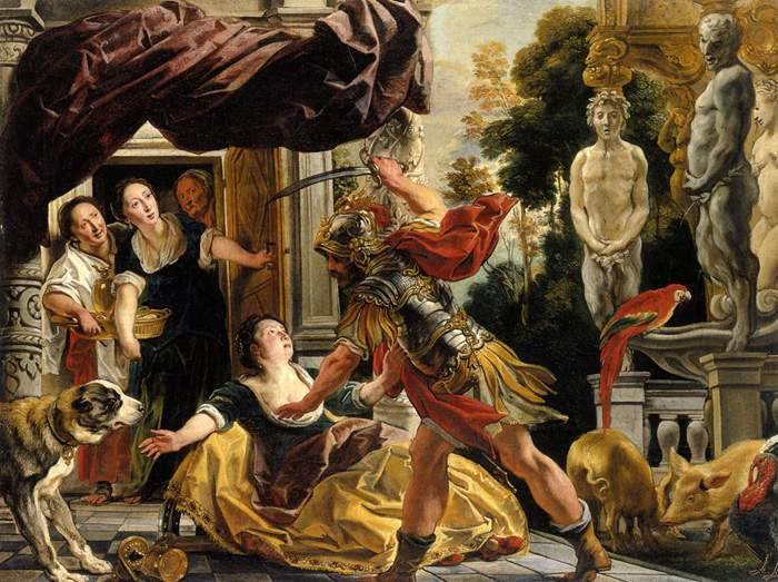 gilgamesh and odysseus
