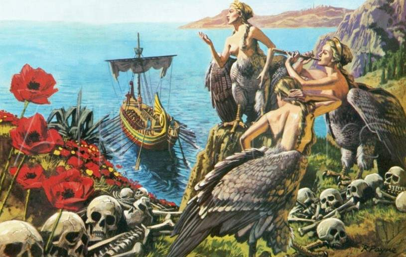 the odyssey the temptation of women
