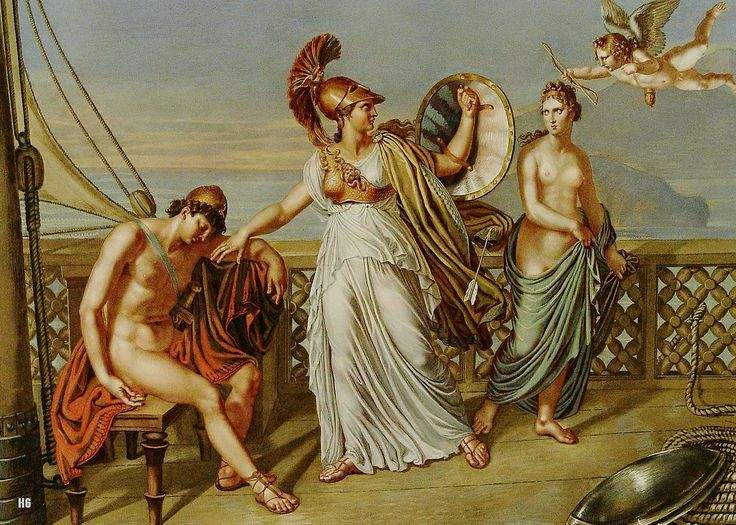 the practical role of athene and odysseus in the odyssey The wisdom of athena the greek goddess athene, also spelled athena odysseus was her particular favorite, since his skills of guile.