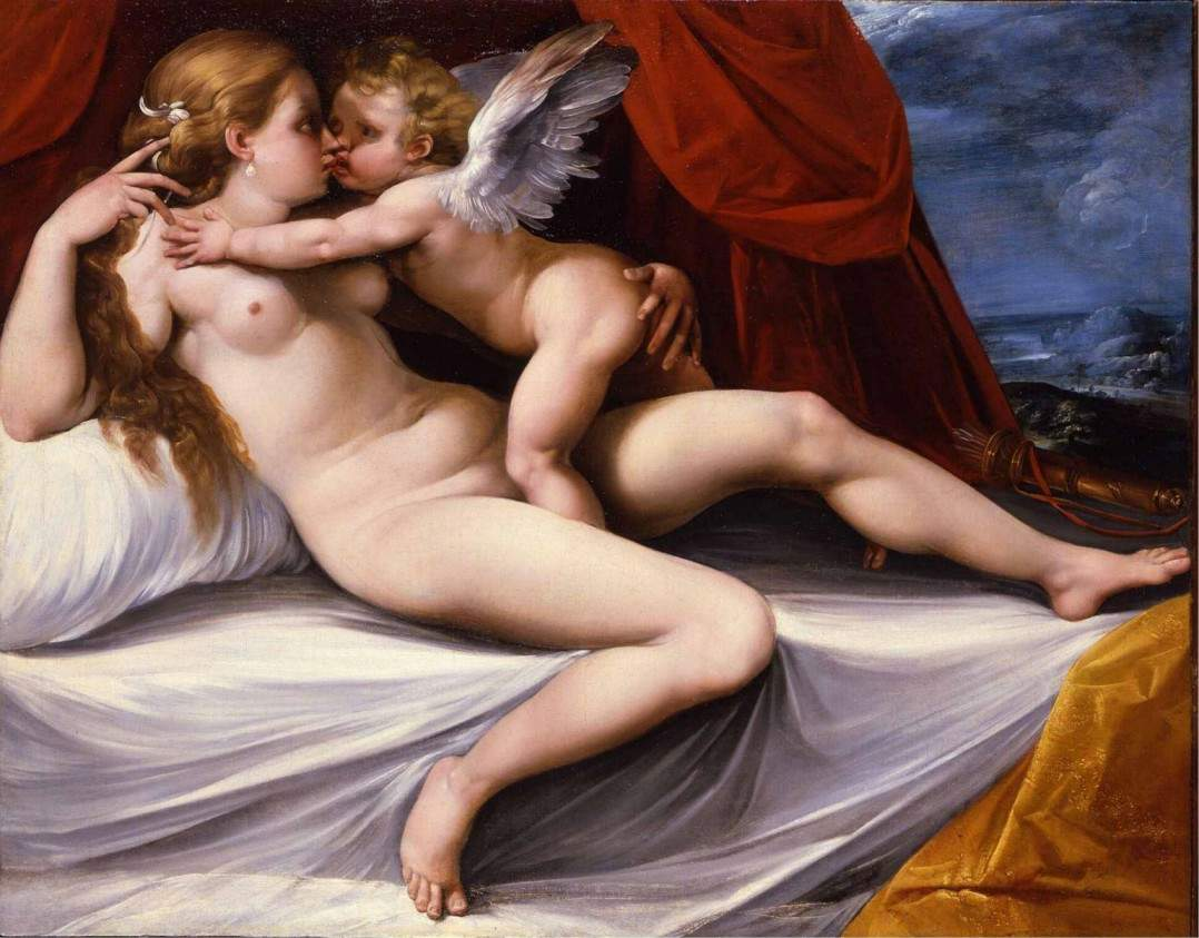 lorenzo lotto venus and cupid Cupid peeing on venus few paintings are more amusing and more disturbing than lorenzo lotto's venus and cupid at.