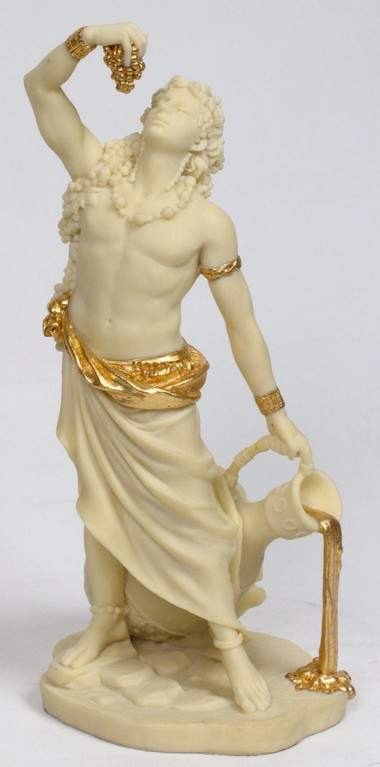 What is Dionysus symbol  Answerscom