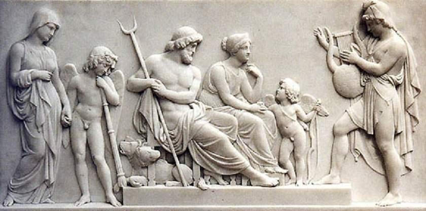 a few greek gods essay