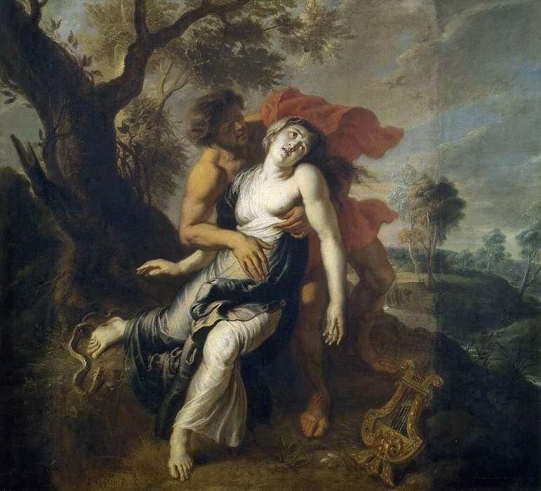 Сюжет древнегреческой легенды орфей и эвридика