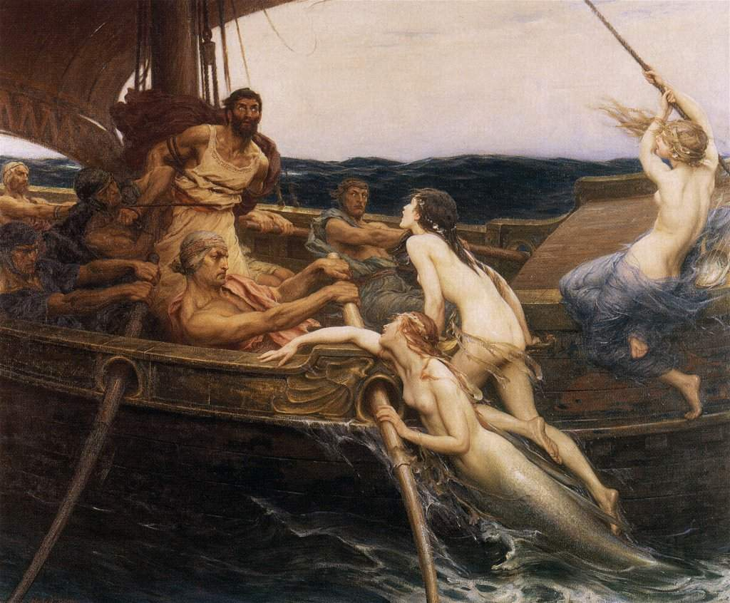 an analysis of homers odysseus as mere mortal but purely moral