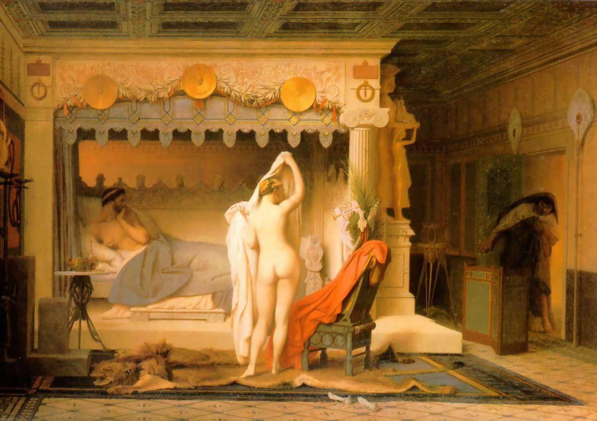 Секс царя и фавориток 21 фотография