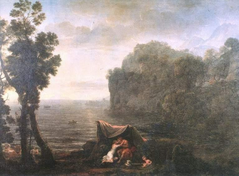 Лоррен пейзаж