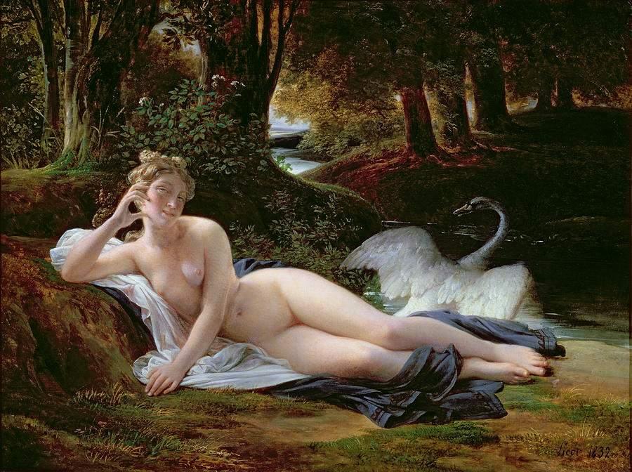 жозефина и лебедь порно