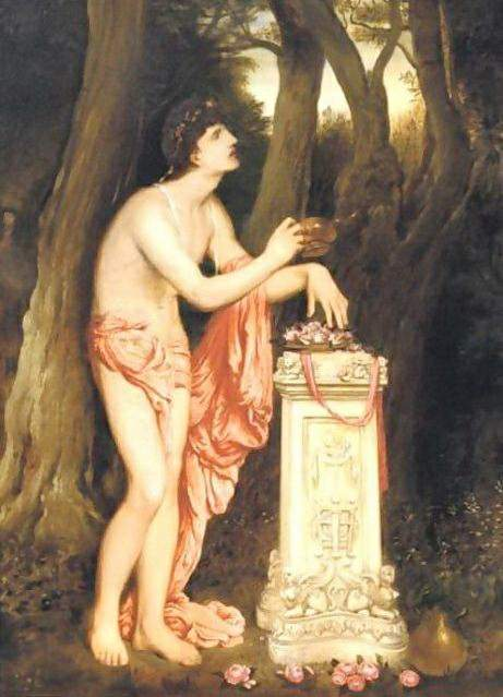 an interpretation of the relevance of the sexuality of simeon solomon with his artwork Need writing common knowledge essay an interpretation of the relevance of the sexuality of simeon solomon with his artwork.