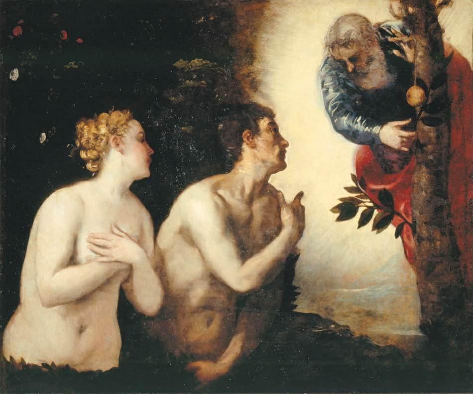 adam and eve and temptation