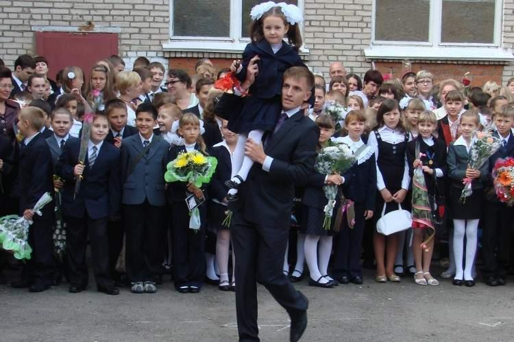 Школа 17 подольск фото